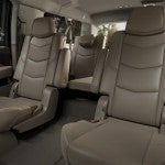 2015 Cadillac Escalade seating