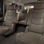 2015 Cadillac Escalade seating