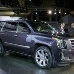 2015 Cadillac Escalade Unveiling