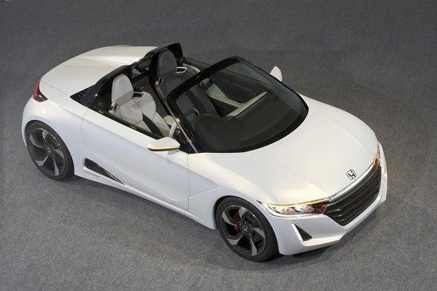 Honda S660 Roadster Concept
