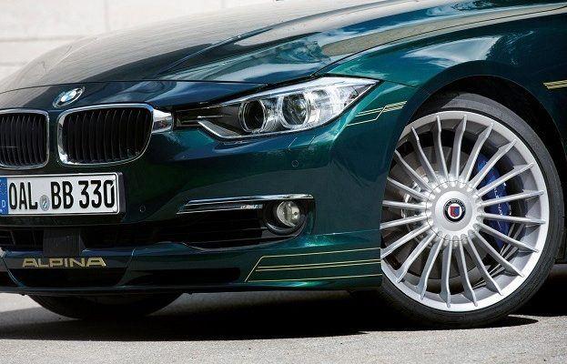 BMW ALPINA B3 BITURBO 20 623x400 - ALPINA Launches New D3 Bi-Turbo Super Sedan