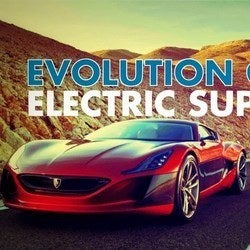 Electric Supercars thumb