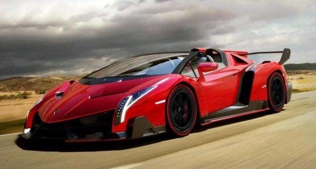 Lamborghini Veneno Roadster , Leaked!