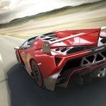 Lamborghini Veneno Roadster rear1
