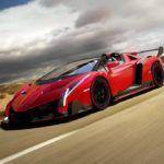 Lamborghini Veneno Roadster - Leaked!
