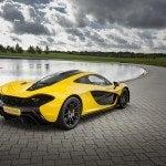 McLaren P1 rear quarter