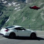 Sponsored Video: NISMO 370Z vs. Wingsuit BASE Jumper