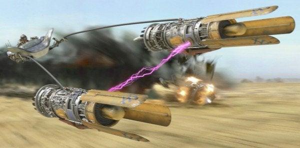 Anakin's Pod Racer