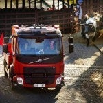 Volvo Trucks Run with the Bulls (Video)