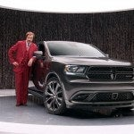 Ron Burgundy Adding Color to Dodge Ads