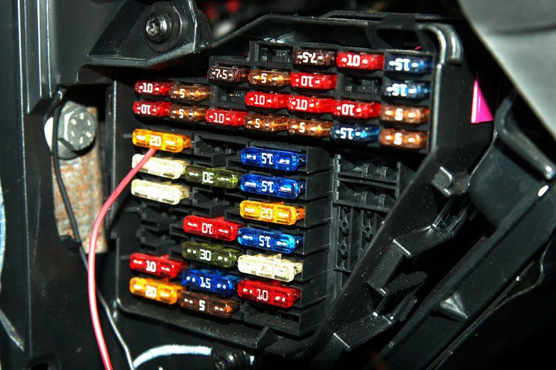 car fuse diagrams group electrical schemes Automotive Fuse Box