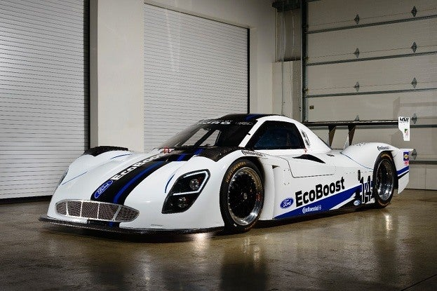 ford ecoboost riley race car