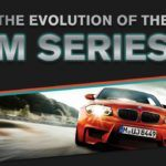 Evolution of the BMW M-Series (infographic)