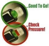 tire pressure monitor valve caps