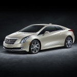 Fifth Avenue Becomes Electric Avenue with Saks' Cadillac ELR