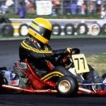 Senna karting, world championships