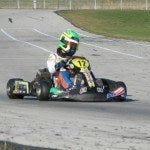 My 1st year of karting