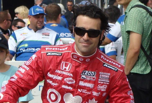Dario Franchitti at 2013 Honda Indy Toronto