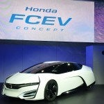 Honda's FCEV Concept Shows Us What's in Store