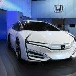 Honda FCEV Concept Front