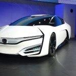 Honda FCEV Concept Front Quarter L