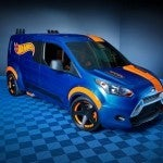 SEMA 2013: Ford Transit Connect Reveals Multiple Personalities