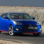 Hyundai Veloster Turbo R Spec Front1