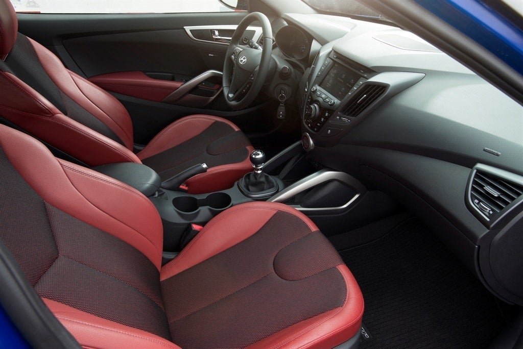 Hyundai Veloster Turbo R Spec Interior Photo On Automoblog Net