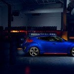 Hyundai Veloster Turbo R Spec Side