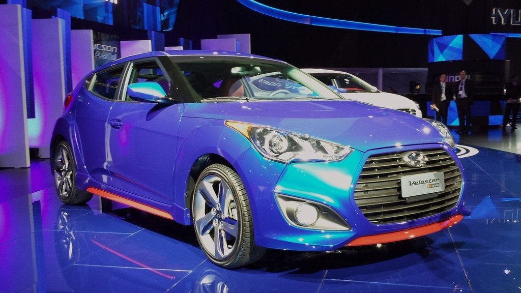 Hyundai Veloster Turbo R Spec