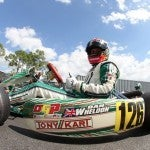 Wheldon, WKA Florida Winter Tour
