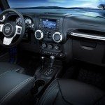 Jeep Wrangler Polar Edition interior