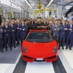 Goodbye Gallardo: Popular Lamborghini Ends Production Run