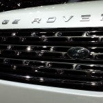 Land Rover Range Rover Autobiography Black Grille