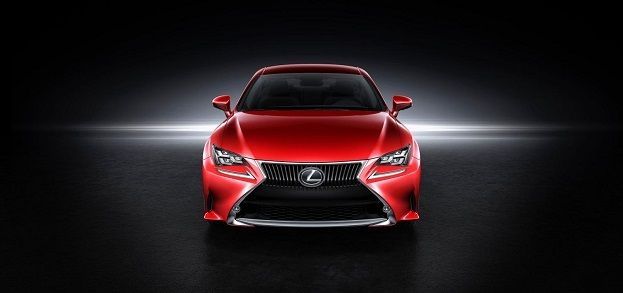 Lexus RC 350 009 - Lexus Spices Up Luxury Performance Image with RC Coupe