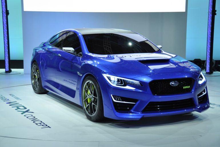 2015 Subaru WRX To Debut At LA Auto Show 16