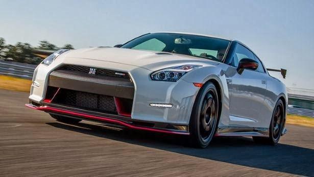 Top Gear NISMO R35