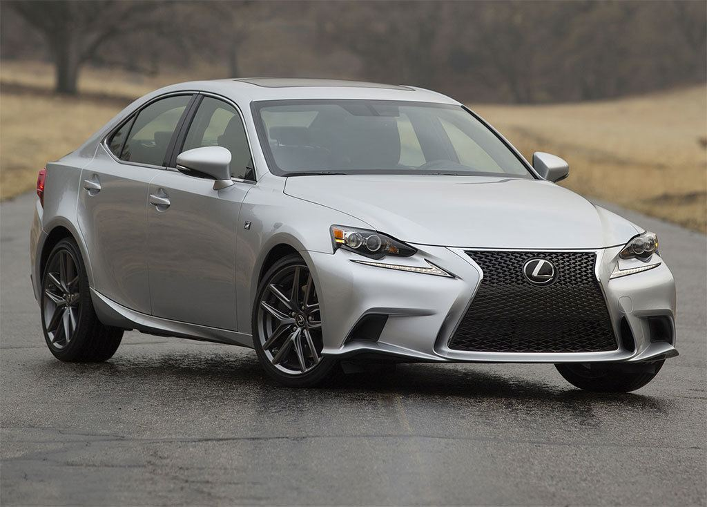 2014 Lexus Is250 Awd Review
