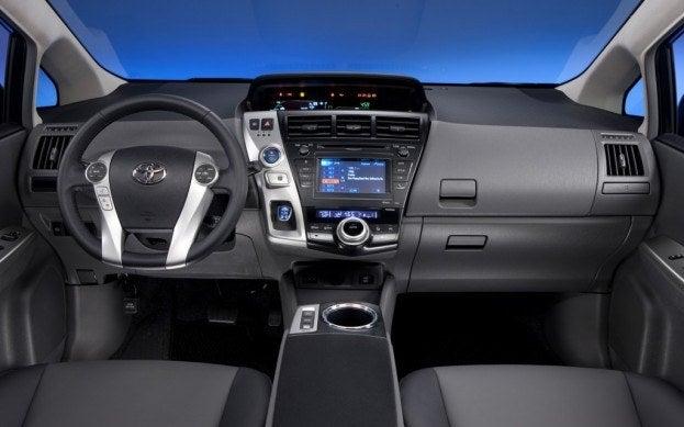 2013 Toyota Prius Five cabin