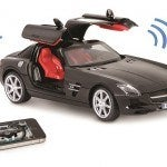 Seventh Day of Car Gifts: iPhone Controlled Mercedes-Benz SLS AMG