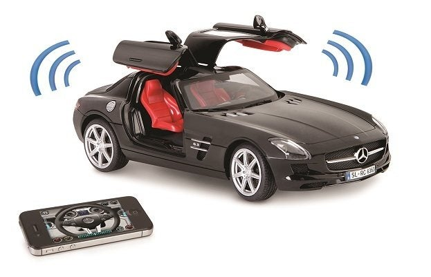 Remote Controlled Mercedes SLS AMG