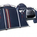 Ninth Day of Car Gifts: BMW Motorsport Tent