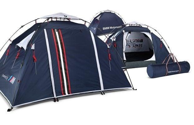 BMW Motorsport Tent Complete