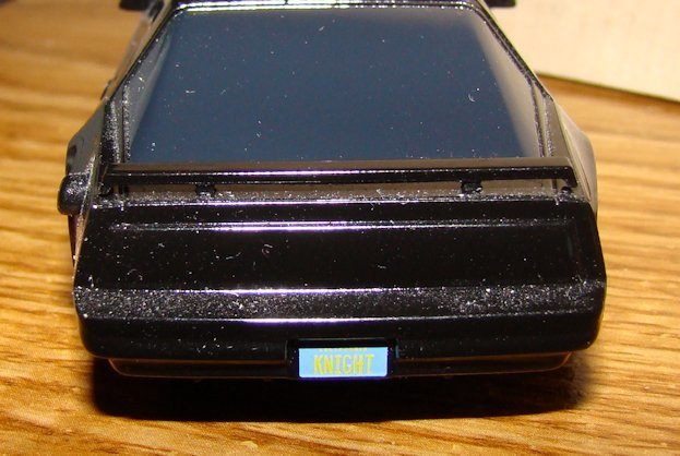 KITT Knight Rider ornament