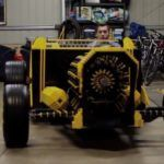 This Amazing Car is Built Entirely from Legos