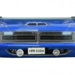 Eighth Day of Car Gifts: Mopar '70 Cuda B5 Wall Shelf