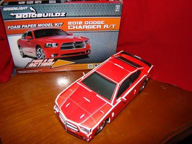 Motobuildz 2012 Dodge Charger RT