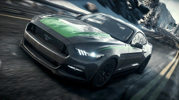 Need for Speed 2015 Ford Mustang Image