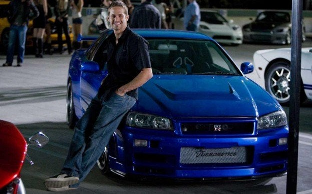 Paul Walker Skyline GTR