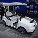 Fifth Day of Car Gifts: Ford Shelby GT500 Golf Car